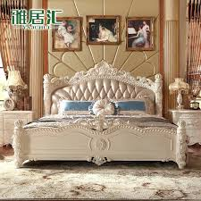 upscale bedroom furniture bed leather double bed meters french princess bed wedding bed upscale bedroom furniture