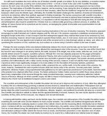 scientific revolution essay questions << term paper service scientific revolution essay questions