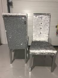 Image Bling Pinterest The Stunning Glitter Furniture Company Dining Room Chair