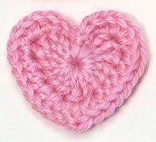 Crochet Heart Pattern Free New Love Hearts Crochet Pattern By Planetjune Yarn Pinterest