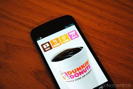 Dunkin Donuts Goes Mobile With The Release Of Payment And Gifting