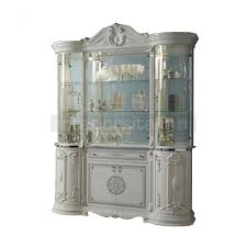 white italian furniture. Greta - Classic Italian 4 Door Display Cabinet White | On Sale Now! Furniture 2