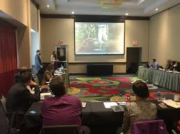 on december 13 2018 the north american sustainable palm oil network naspon held an all day meeting in plano texas usa to discuss the adoption of the