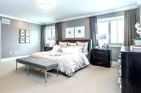 bedroom colors brown furniture. Bedroom Colors With Brown Furniture Cream Gray Walls Grey Tan Carpet In Master Stunning