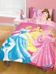 30 Charming Princess and Fairytale Inspired Sheets for Girls Bedding :  Disney Princesses For Your Little