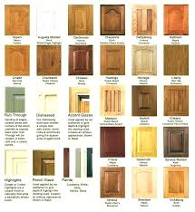 diffe styles of kitchen cabinets cathedral style oak kitchen cabinets styles of kitchen cabinet door cabinet