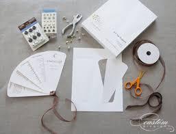 diy fan program kits from cherish paperie Wedding Program Kit diy fan program kit wedding program kits michaels