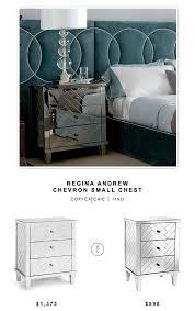 Regina Andrew Chevron Small Chest copycatchic
