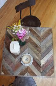 etsy pallet furniture. Chevron Pallet Wood Pub Table - Arrowhead. $350.00, Via Etsy. Etsy Furniture