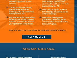 Aarp Life Insurance Quotes Awesome Aarp Term Life Insurance Quotes 48 Term Life Insurance Quotes