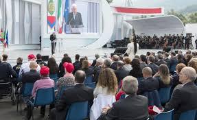 Il discorso di Mattarella