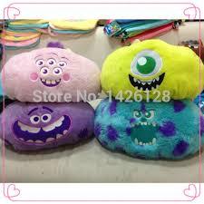 Monsters Inc University Tissue Box Cover Holder Bathroom Bedroom Kids Room  Table Decoration Car Necessaries Kitchen