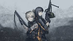 Anime Battlefield Wallpapers on ...