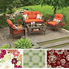 better homes and gardens furniture patio better homes and gardens patio furniture cushions replacements