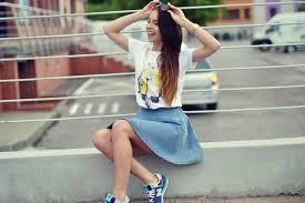 new balance girls. blue skirt, chanel, fit, girl, minimal, new balance, balance girls i