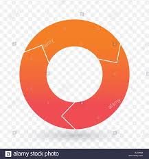 Vector Graphs And Charts Vector Pie Chart Template For Graphs Charts Diagrams