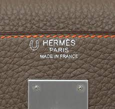 Hermes Brown Color Chart Hermes Kelly Horseshoe Special Order Bag Bags Of Luxury