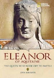 Image result for Queen Eleanor of Aquitaine.