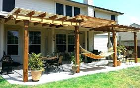 how much does it cost to build a patio cover covered cost of installing patio roof