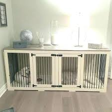 wooden dog crate furniture. Dog Crates That Look Like Furniture Kennel 6 The . Wooden Crate