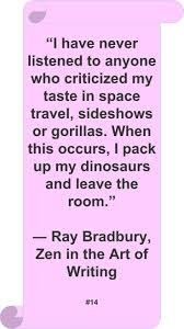best ray bradbury quotes ideas ray day letra  ray bradbury quote author humor