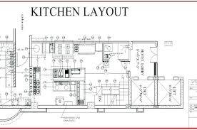 commercial restaurant kitchen design. Commercial Kitchen Design Layout Pdf Designs Layouts Restaurant Sf Homes 5 . E