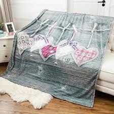 Couples Throw Blanket