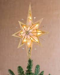 Star Tree Topper  10Christmas Tree Lighted Star