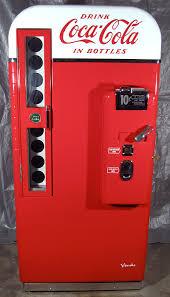 Vending Machine Restoration Parts Fascinating Coca Cola Vendo H48B
