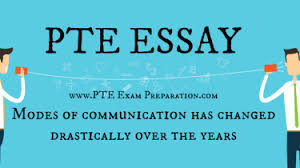 latest pte advantages disadvantages essay writing list answers modes of communication has changed drastically over the years