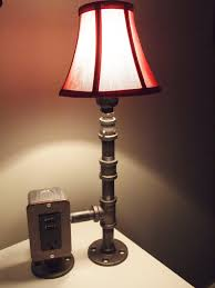 eye catching bedside lamp with usb charging port of enthralling nightstand lamps in vintage style table or desk
