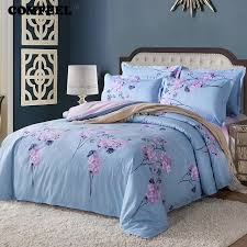 comfeel 3 4pcs home textile comforter bedding sets spring duvet cover king size bedding set cotton
