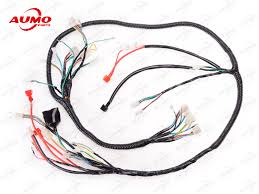 wiring harness for bt50qt 9 xt50qt 2 and many other gy6 50cc