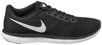 nike running shoes 2016 black. nike men\u0027s flex 2016 rn running shoes black