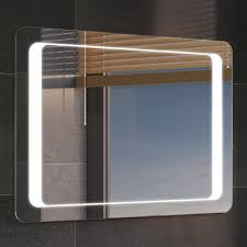 bathroom mirrors with led lights. Large Rectangular LED Light Bathroom Makeup Mirror With Defogger \u0026 Touch  Switch Bathroom Mirrors Led Lights