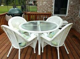 white wicker patio furniture clearance photo ideas shower appealing outdoor perth full size