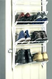 shoe racks best organizer room addition over the door rack threshold target furniture lovely ideas tar