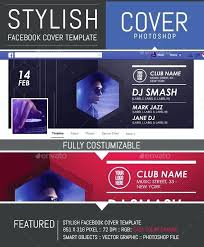 event club party timeline cover template facebook photo photo maker for you