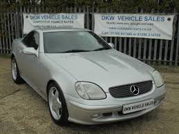 You can also browse mercedes dealers to find a second hand car close to you today. Mercedes Slk 320 Proprietor Daniel Wagner T A Dkw Vehicle Sales
