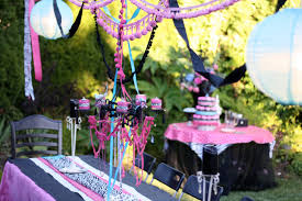 Small Picture Teenage Birthday Party Decoration Ideas Decoration Image Idea