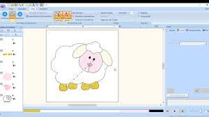 Youtube Pe Design 10 Parte 3 Digitalizzare Con Pe Design In Modo Semiautomatico