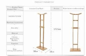 Floor Standing Coat Rack Floor Stand Coat Rack Tradingbasis 53
