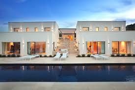 Modern Italian Villa Design With Spiral Stairs ~ http://lanewstalk.com/
