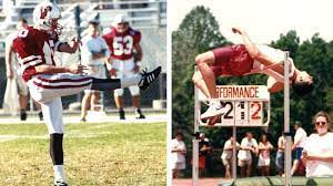 Ram Legend: Barry Cantrell - Fordham University Athletics