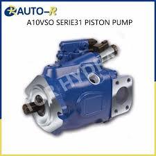 China <b>Rexroth A10vso</b> Series 31 <b>Axial</b> Hydraulic Piston Pump ...