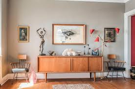 mid century modern eclectic living room. Mid Century Modern Eclectic Bedroom Living Room By Amy Krane Color MCM Pinterest
