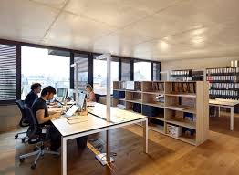 wood office. courtesy of steinmetzdemeyer wood office l