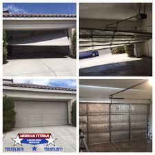Garage door offtrack repair - Yelp