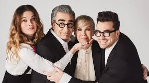 We do our christmas dinner on christmas eve and that way we get the food over with so that nobody. Daniel Levy Looks Back On The Evolution Of Schitt S Creek Variety