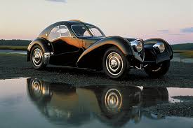 A subsequent owner sent the car back to bugatti. T57sc Atlantic 57591 Portfolio Paul Russell And Company